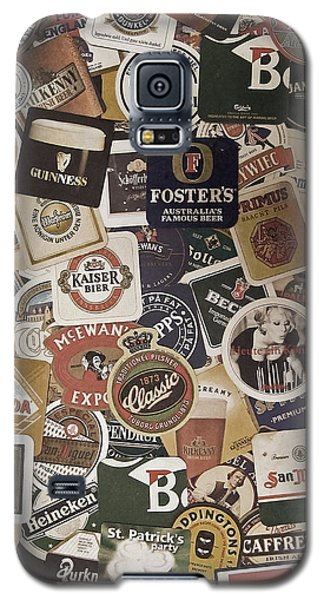Beers Of The World Galaxy S5 Case