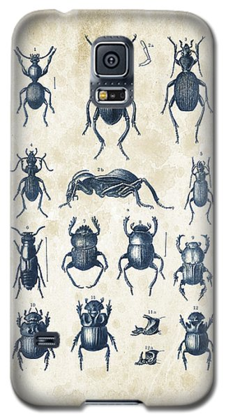 Beetles - 1897 - 01 Galaxy S5 Case by Aged Pixel