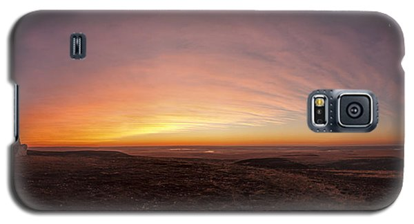 Before Sunrise At Teter Rock Galaxy S5 Case