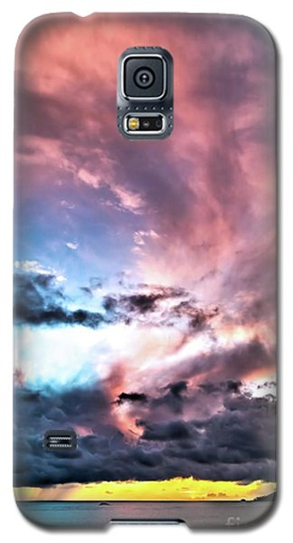 Before The Storm Avila Bay Galaxy S5 Case by Vivian Krug Cotton