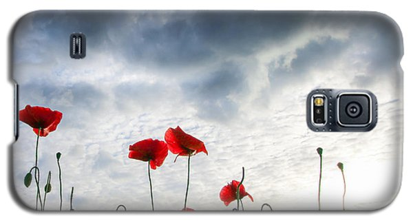 Galaxy S5 Case featuring the photograph Before The Storm by Franziskus Pfleghart