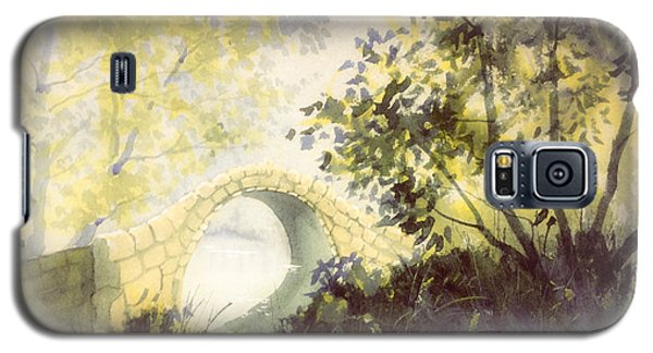 Beggar's Bridge Vignette Galaxy S5 Case