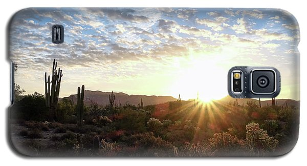 Beginning A New Day Galaxy S5 Case by Monte Stevens