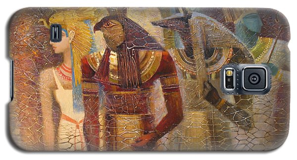 Beginnings. Gods Of Ancient Egypt Galaxy S5 Case