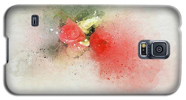 Begonia 7 Galaxy S5 Case
