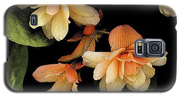 Begonias 2 Galaxy S5 Case