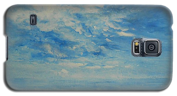 Behind All Clouds Galaxy S5 Case by Jane See
