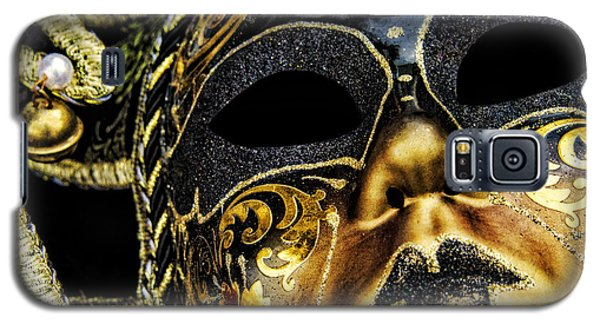 Behind The Mask Galaxy S5 Case by Carolyn Marshall