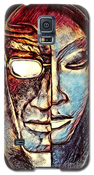 Behind The Mask Galaxy S5 Case