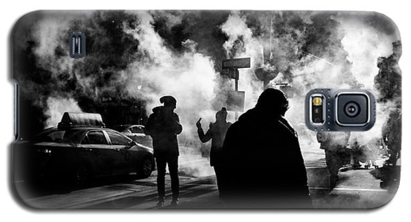 Behind The Smoke Galaxy S5 Case