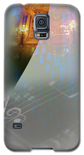 Behind The Vail Galaxy S5 Case by Allison Ashton