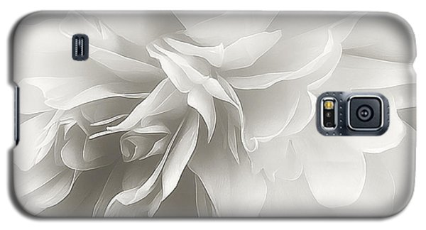 Galaxy S5 Case featuring the photograph Behind The Veil by Darlene Kwiatkowski