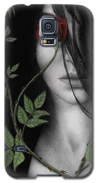Behind What Beholds The Eye Galaxy S5 Case
