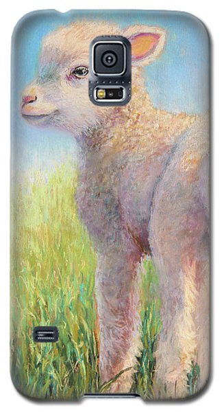 Behold The Lamb Galaxy S5 Case
