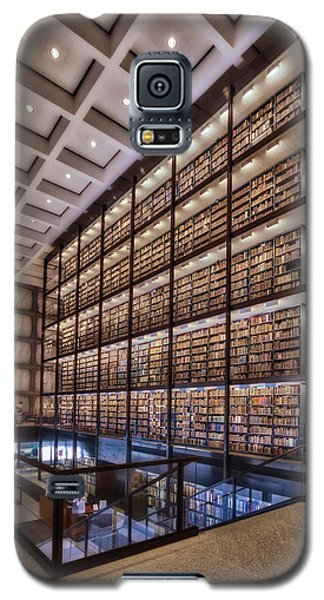 Beinecke Rare Book And Manuscript Library Galaxy S5 Case