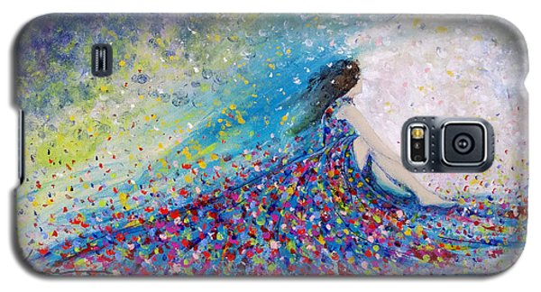 Being A Woman - #5 In A Daydream Galaxy S5 Case