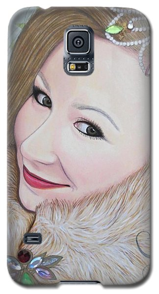 Bejeweled Beauties - Imogen Galaxy S5 Case by Malinda Prudhomme