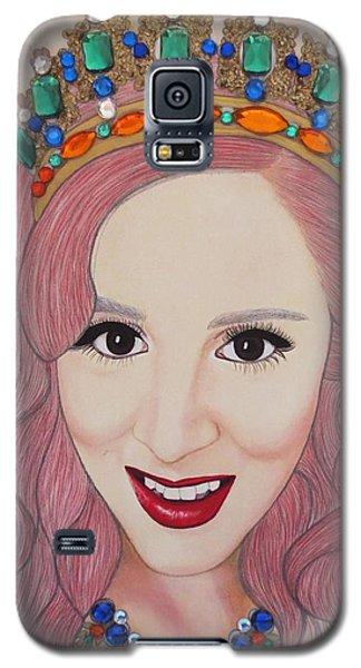 Bejeweled Beauties - Katrina Galaxy S5 Case by Malinda Prud'homme