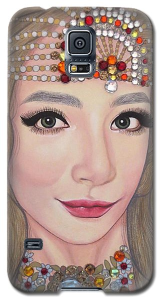 Bejeweled Beauties - Lucy Galaxy S5 Case