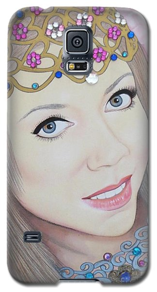Bejeweled Beauties - Veronica Galaxy S5 Case by Malinda Prudhomme