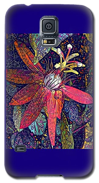 Bejeweled Passion Galaxy S5 Case by Geri Glavis