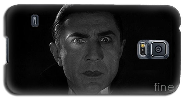 Bela Lugosi  Dracula 1931 And His Piercing Eyes Galaxy S5 Case