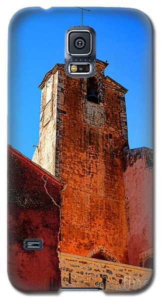 Galaxy S5 Case featuring the photograph Belfry In Provence by Olivier Le Queinec