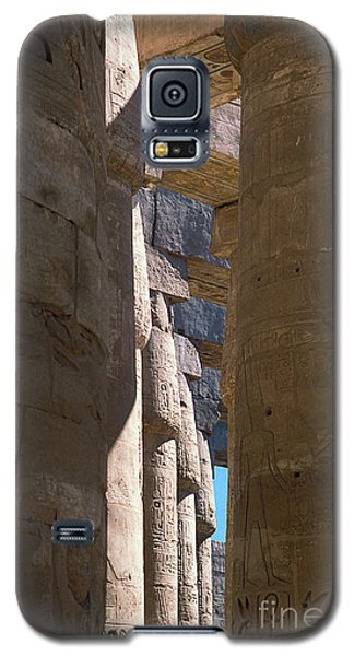 Galaxy S5 Case featuring the photograph Belief In The Hereafter IIi by Urft Valley Art