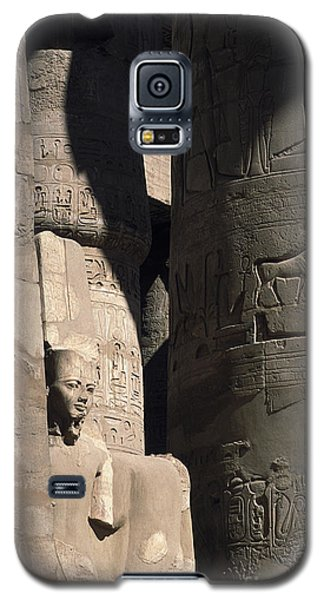 Belief In The Hereafter - Luxor Karnak Temple Galaxy S5 Case
