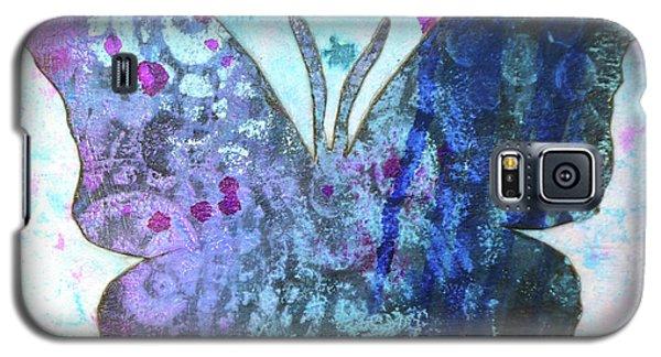 Believe Butterfly Galaxy S5 Case