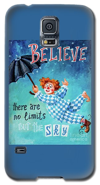 Believe Galaxy S5 Case