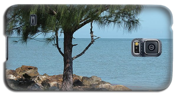 Belize Ocean Front Galaxy S5 Case