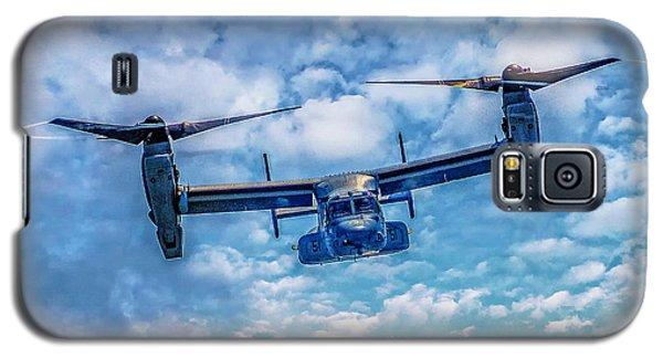Bell Boeing V-22 Osprey  Galaxy S5 Case by Nick Zelinsky