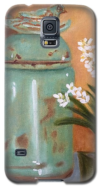 Bell Jar Galaxy S5 Case by Sharon Schultz