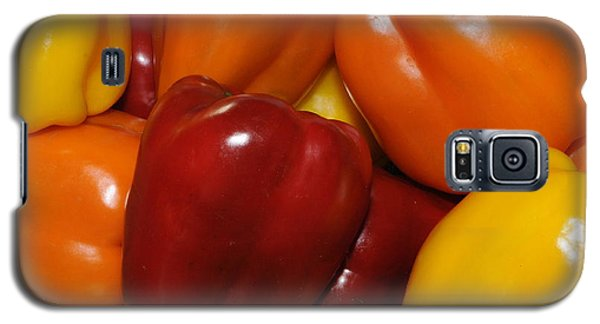 Bell Peppers 2 Galaxy S5 Case