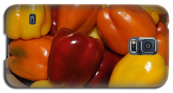 Bell Peppers Galaxy S5 Case