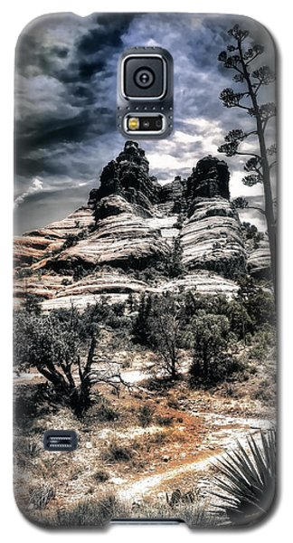 Galaxy S5 Case featuring the photograph Bell Rock by Jim Hill