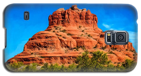 Bell Rock Tower Galaxy S5 Case