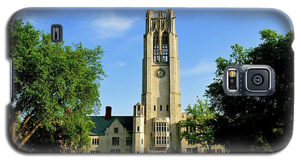 Bell Tower At The University Of Toledo Galaxy S5 Case