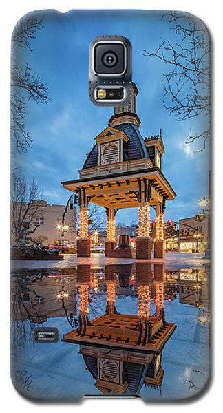 Bell Tower  In Beaver  Galaxy S5 Case