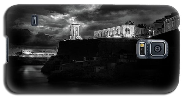 Bell Tower Memorial Galaxy S5 Case
