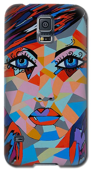 Galaxy S5 Case featuring the painting Bella by Kathleen Sartoris