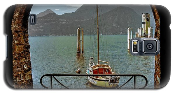 Bella Varenna - For Print Or Wrapped Canvas Galaxy S5 Case