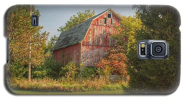 0028 - Belle River Red I Galaxy S5 Case