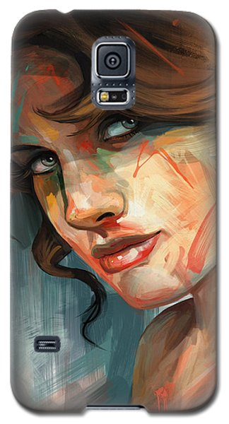 Belle Galaxy S5 Case