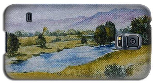 Bellinger Valley In Spring Galaxy S5 Case