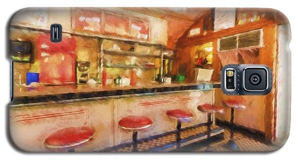 Bellows Falls Diner Galaxy S5 Case