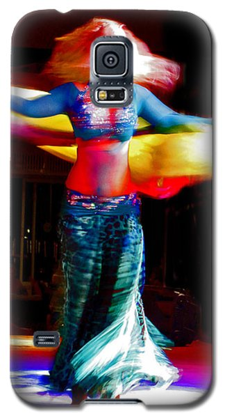Belly Dance Galaxy S5 Case by Andy Za