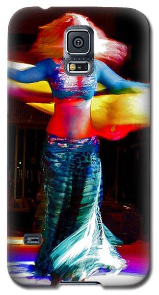Belly Dance Galaxy S5 Case