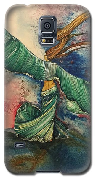 Belly Dancer With Wings  Galaxy S5 Case
